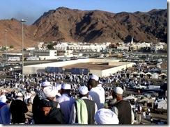 9 Makam Syuhada Jabal Uhud