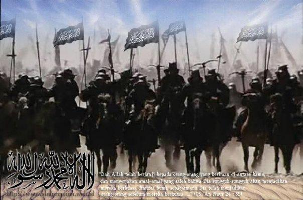 Hasil gambar untuk gambar hendak perang jaman dulu dalam islam
